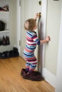 Выбор межкомнатных дверей в детскую