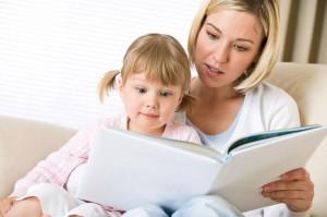 Чтение книг ребенку. Польза