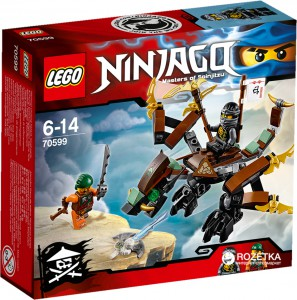 Обзор конструкторов LEGO Ninjago