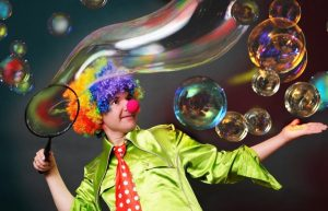 Раствор для мыльных пузырей своими руками