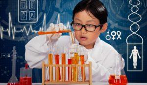Как обустроить домашнюю лабораторию для ребенка