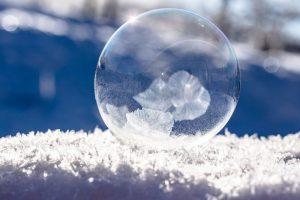 Хрупкие мыльные пузыри