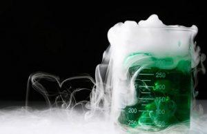 Химический опыт Несгораемая купюра