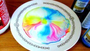 Рисунки мылом